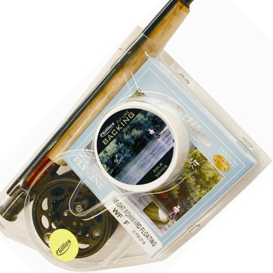 Gillies Fly Set Fly Combos 9ft 6WT (4 Piece), , bcf_hi-res