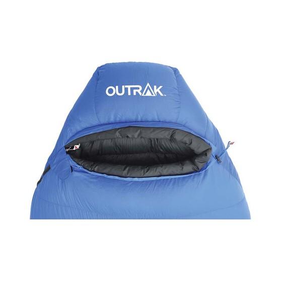 Outrak Duck Down -9.1C Sleeping Bag, , bcf_hi-res