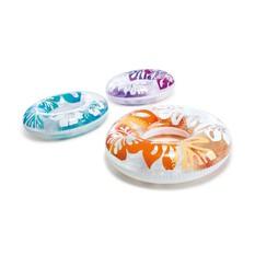 Intex Inflatable Swim Ring Assorted Colours, , bcf_hi-res