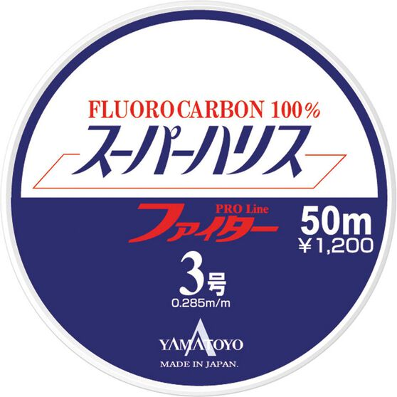 Yamatoyo Harris Fighter Leader Line 50m 10lb, , bcf_hi-res