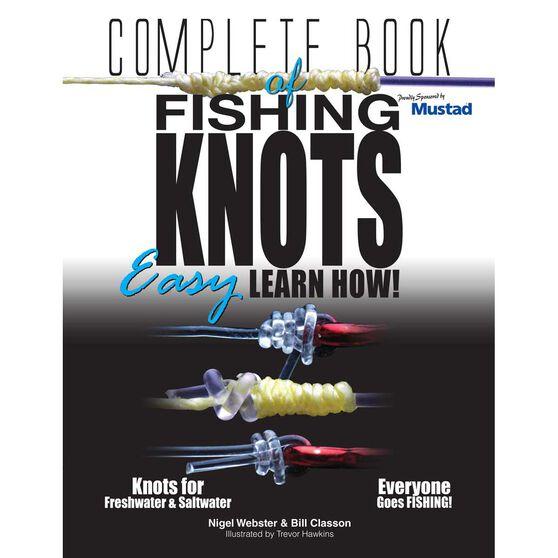 AFN Essential Book of Fishing Knots, , bcf_hi-res