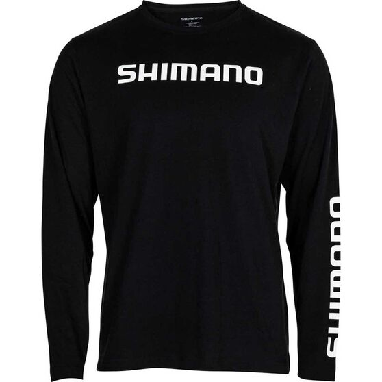 Shimano Men's Long Sleeve Tee, , bcf_hi-res