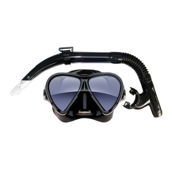 Mirage Eclipse Snorkelling Set, , bcf_hi-res