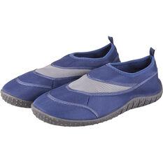 BCF Unisex Aqua Shoes Navy 4, Navy, bcf_hi-res