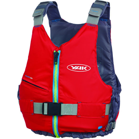 YAK Kallista 50N Buoyancy Aid Red 2XL, Red, bcf_hi-res