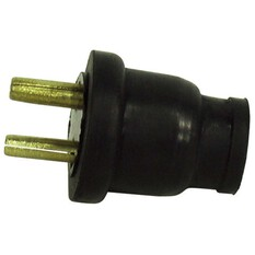 BLA 2 Pin Connector Plug to suit 116453, , bcf_hi-res