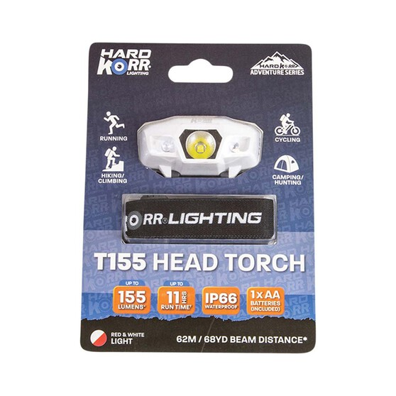 Hardkorr T155 Adventure Series Headlamp, , bcf_hi-res