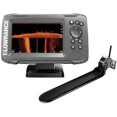 Lowrance Hook2-5 TripleShot Combo Including Transducer and CMAP, , bcf_hi-res
