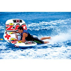 Wow Zig Zag 1-2 Person Tow Tube, , bcf_hi-res