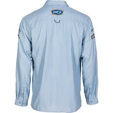 BCF Men's Long Sleeve Fishing Shirt Spray 3XL, Spray, bcf_hi-res