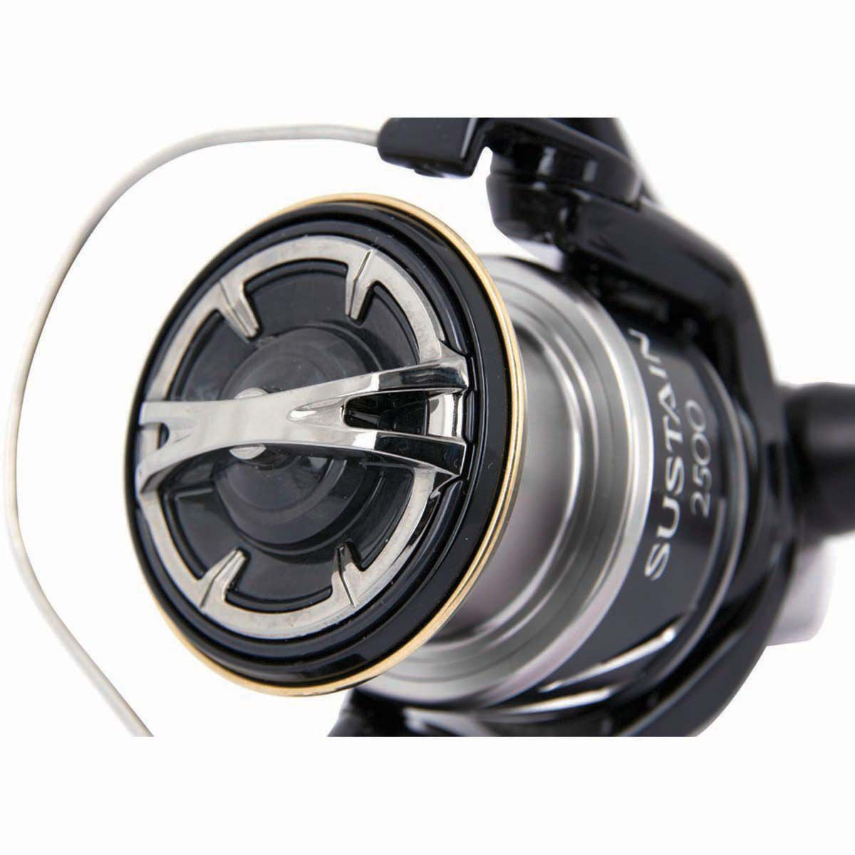 Shimano SA2500HGFI Sustain FI Spinning Reel  SA-2500HGFI