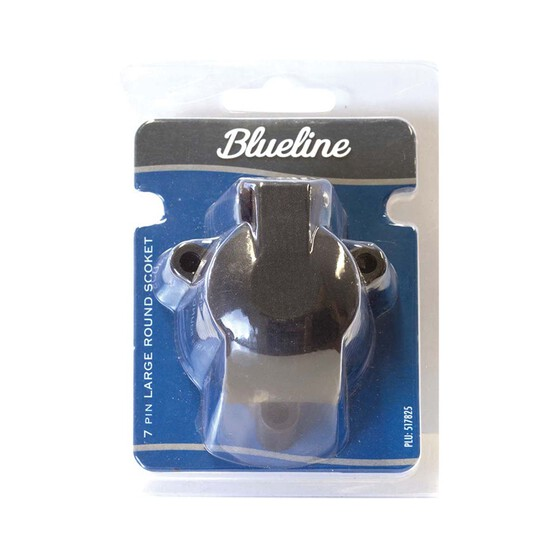 Blueline 7 Pin Trailer Socket BLSK2 Flat, , bcf_hi-res