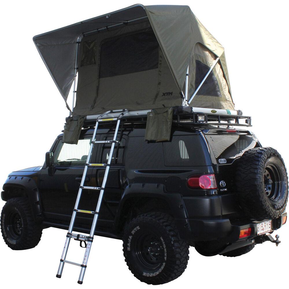 Standard Manual Rooftop Tent Bcf