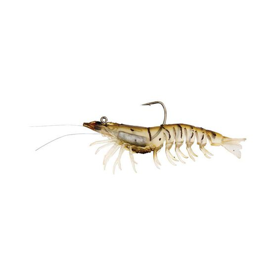 Zerek Absolute Shrimp Soft Plastic Lure 3in White Leg, White Leg, bcf_hi-res