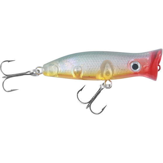 Halco Roosta Popper Surface Lure 60mm Poddy, Poddy, bcf_hi-res