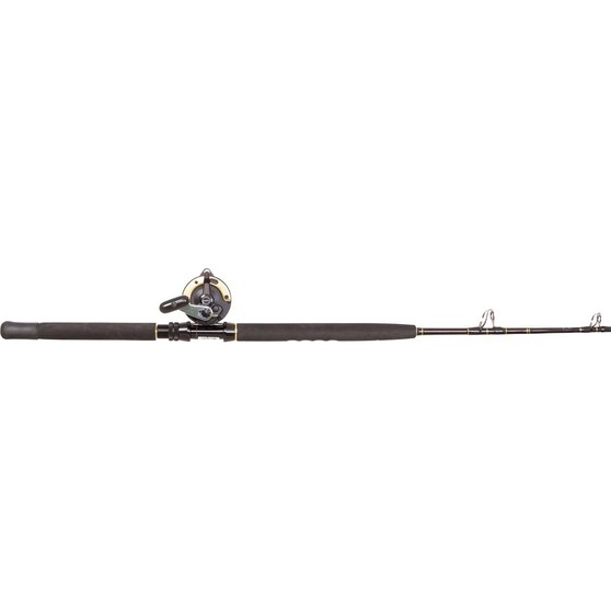 Shimano TLD 25 Beastmaster Overhead Combo 5ft 8in 15-24kg, , bcf_hi-res