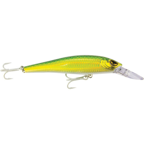 Storm Thunder Barra Hard Body Lure 11cm Olive Scale 11cm, Olive Scale, bcf_hi-res