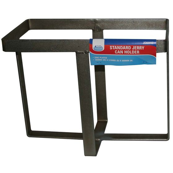 Zinc Plated Holder Jerry Can, , bcf_hi-res