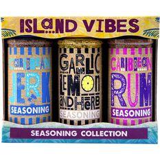 Hatcher Island Vibes Seasoning Set 3x113g, , bcf_hi-res