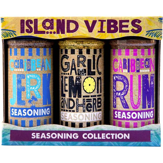 Hatcher Island Vibes Seasoning Set 3x113g, , bcf_hi-res