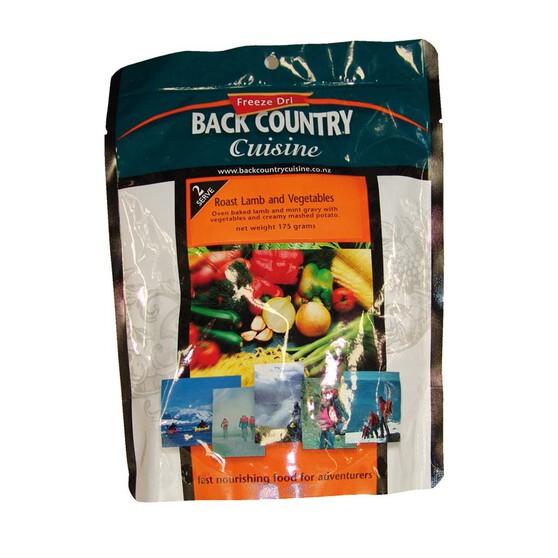 Back Country Cuisine Freeze Dried Roast Lamb, , bcf_hi-res