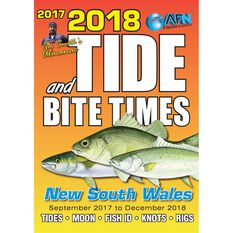 Tide and Bite Guide 2018 New South Wales, , bcf_hi-res