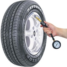Tyre Gauge & Deflator - 3 in 1, , bcf_hi-res