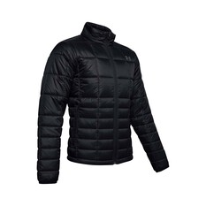 Under Armour Mens Insulated Jacket Black S, Black, bcf_hi-res