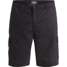 Quiksilver Men's Maldive 8 Shorts Black 32 Men's, Black, bcf_hi-res