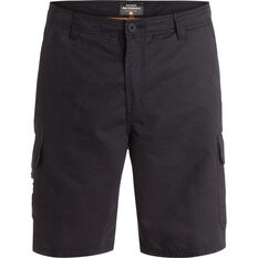 Quiksilver Men's Maldive 8 Shorts Black 32 Men's, Black, bcf_hi-res