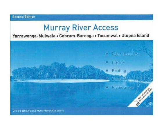 AFN Murray River Access Map 1 Tocumwal to Yarrawonga, , bcf_hi-res