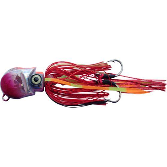 Gillies Ockta Slow Jig Lure 200g Red, Red, bcf_hi-res