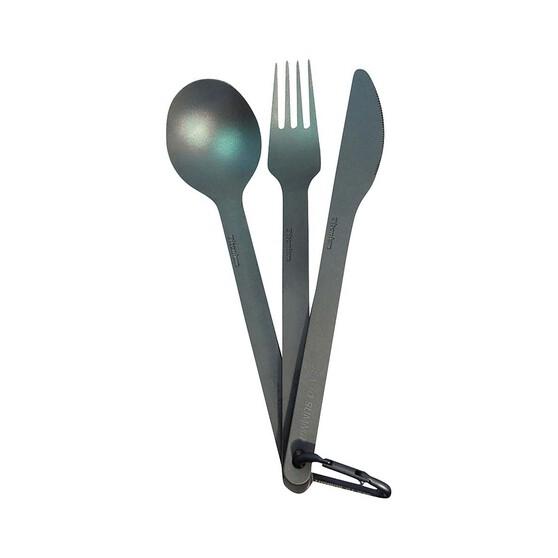 Sea to Summit Titanium Cutlery Set, , bcf_hi-res