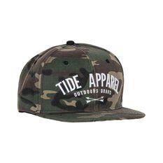Tide Apparel Men's Hunter Snapback, , bcf_hi-res