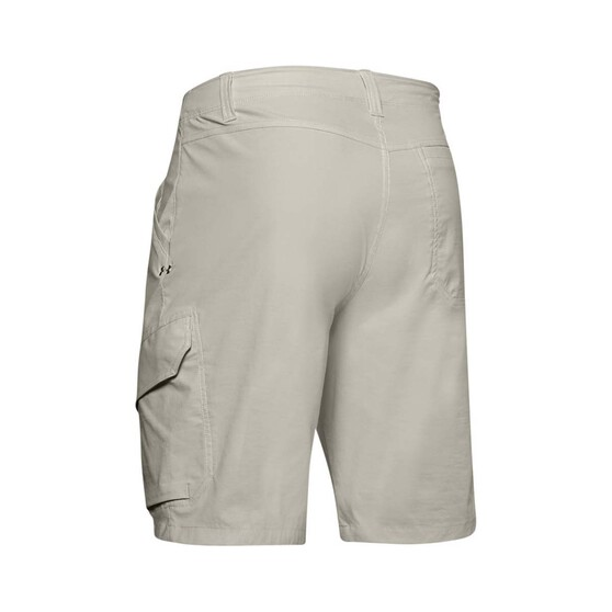 Under Armour Men's Fish Hunter Cargo Shorts, Outpost Green, bcf_hi-res