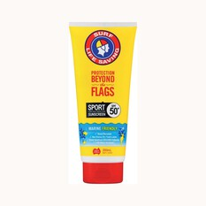 Surf Life Saving SPF50+ Sport Tube Sunscreen 200ml, , bcf_hi-res