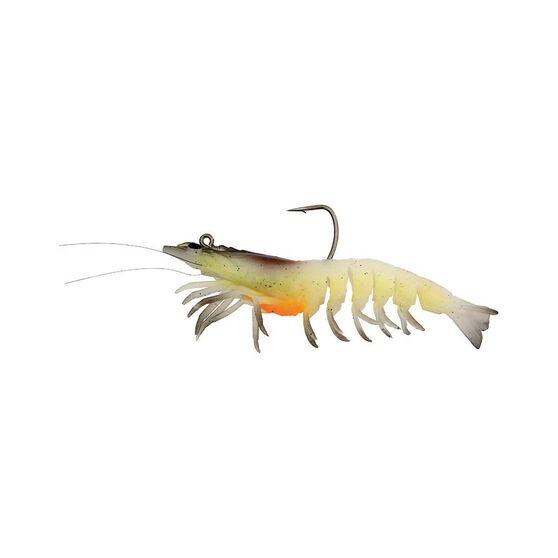 Zerek Absolute Shrimp Soft Plastic Lure 4.5in Pacific Tiger, Pacific Tiger, bcf_hi-res