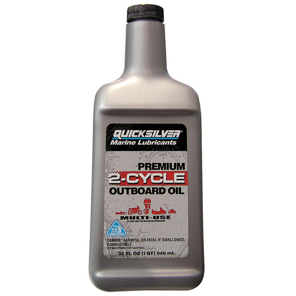 Quicksilver Oil Outboard Oil 2 Cycle 946ml