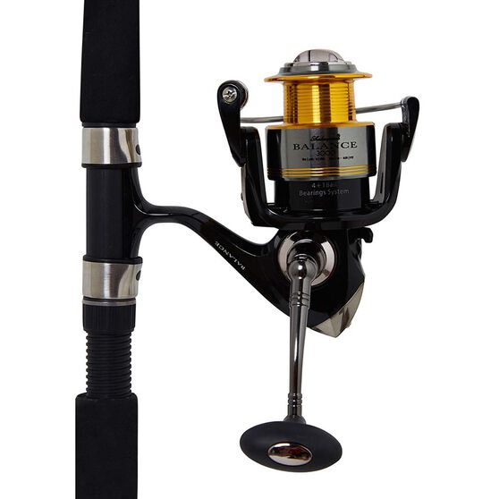 Shakespeare Ugly Stik Balance Spinning Combo 6ft 1 Piece, , bcf_hi-res