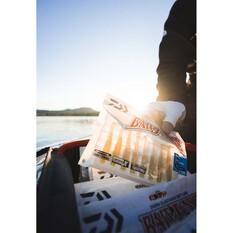Daiwa BaitJunkie Minnow Soft Plastic Lure 2.5in Oil Flash, Oil Flash, bcf_hi-res