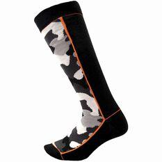 Unisex Trooper Sock Snow Camo 10/06/2018, Snow Camo, bcf_hi-res