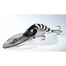 Predatek Boomerang Ultra Deep Hard Body Lure 65mm, Zebra, bcf_hi-res