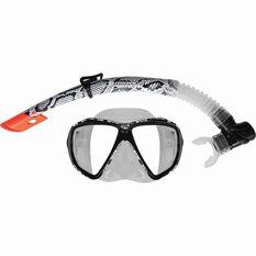 Mirage Snakeskin Mask and Snorkel Set, , bcf_hi-res
