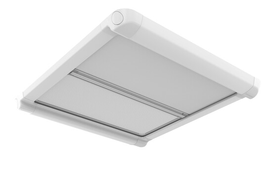 Lewmar Eclipse Size 60 Hatch Roller Shade With Screen, , bcf_hi-res