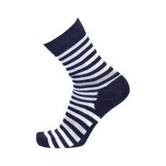 Macpac Footprint Socks Black Stripe S, Black Stripe, bcf_hi-res