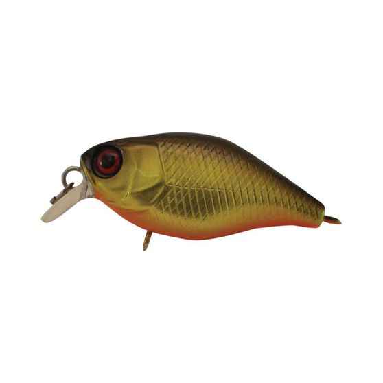 Jackall Chubby Shallow Floating Hard Body Lure 38mm Gold Black 38mm, Gold Black, bcf_hi-res
