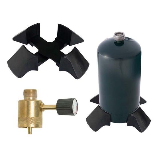Gasmate Propane Bottle Stabilising Base, , bcf_hi-res