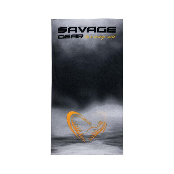 Savage Smoke Multiscarf Black, , bcf_hi-res