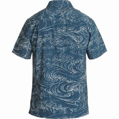 Men's Wind and Waves Shirt Orion Blue S Men's, Orion Blue, bcf_hi-res