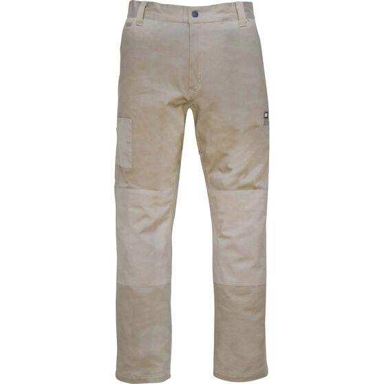 CAT Men's Machine Pants Khaki 36, Khaki, bcf_hi-res